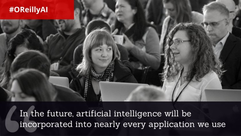 Best Price for #OReillyAI ends in just a few days  Join us for the future of #AI