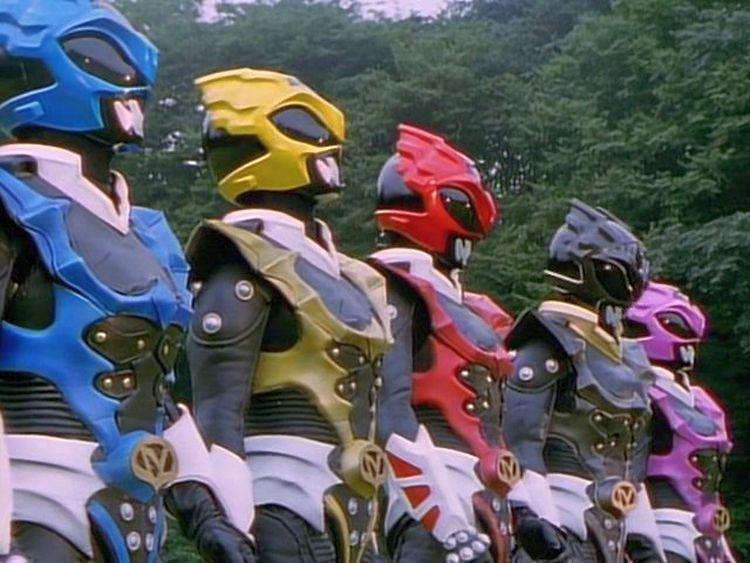 Power Rangers Unmasked 2