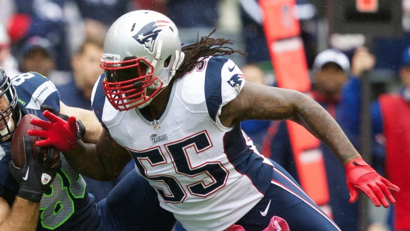 Is Brandon Spikes back? The linebacker reportedly worked out for the @MiamiDolphins.