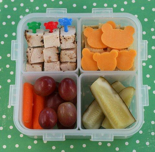 school lunch -