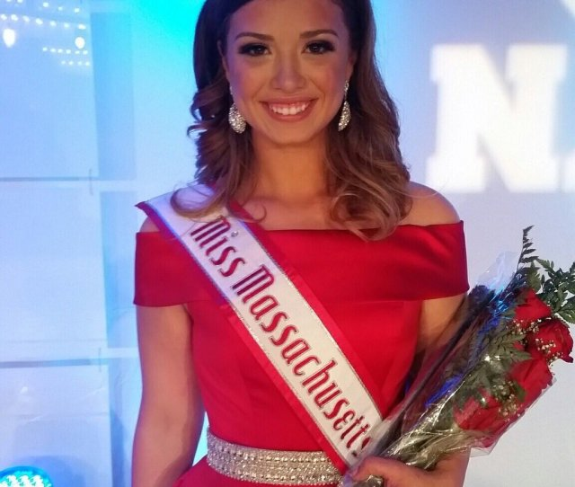 Nationalamericanmiss On Twitter Morgan Lee Roccia Is The Newly Crowned Miss Massachusetts Teen Nam Nationalamericanmiss Beyou