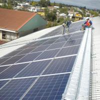 La energía solar y la iluminación eficiente se toman Parral