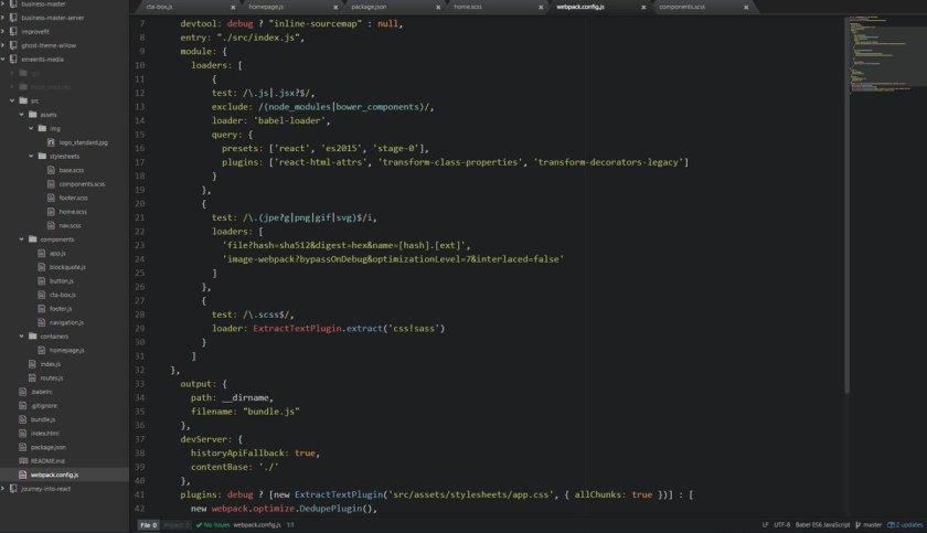 How to Set Up Webpack Image Loader:  #ReactJS