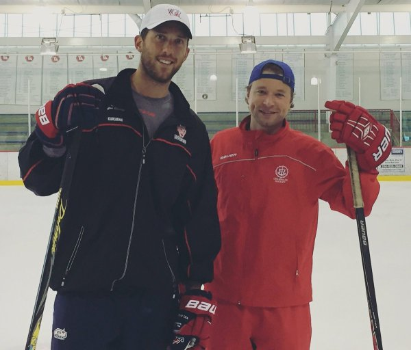 "Kane Van Gate on Twitter: ""Had a blast coaching goalies ..."