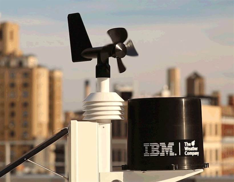 How The Weather Company is using #WatsonIoT to predict natural disasters: