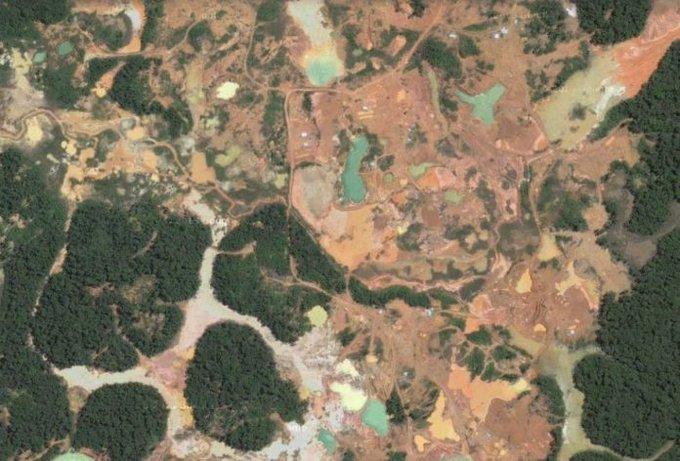 Resultado de imagen para arco minero