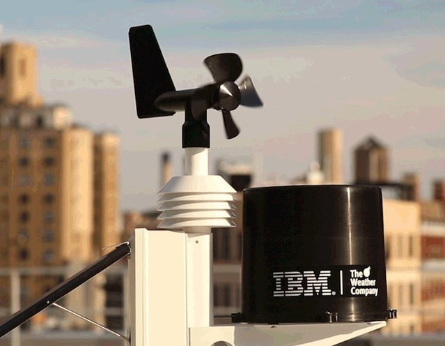 Using #Watson #IoT to predict natural disasters  #WeatherCompany #tech MT @Alina_Lupascu