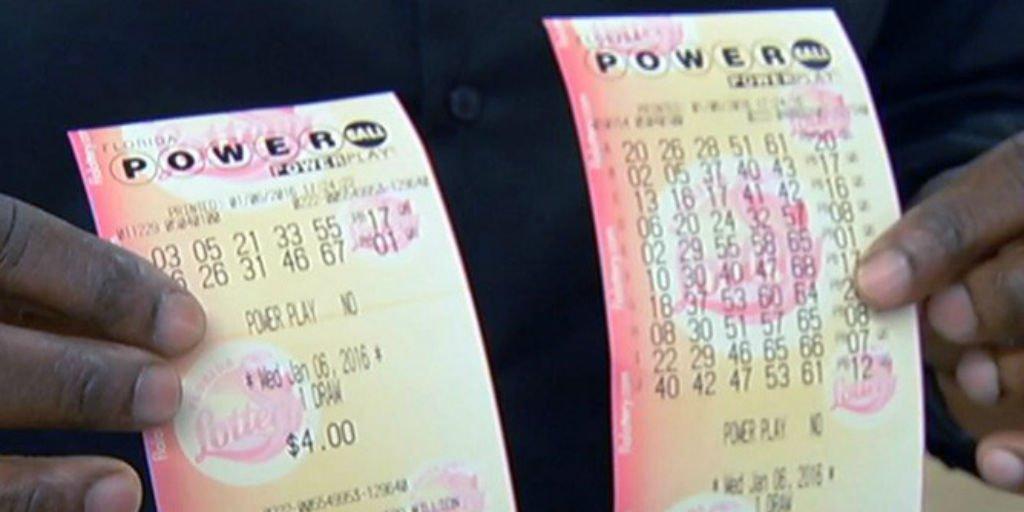 1 winning ticket sold in $478 million #Powerball jackpot