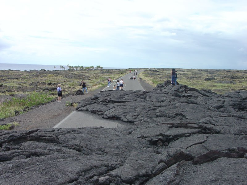#OnThisDay in 1916 Hawai'i #Volcanoes Nat'l Park Established. Take a photo #geology tour: