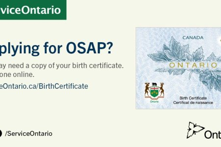 Free Resume Sample » how to apply for a birth certificate in ontario ...