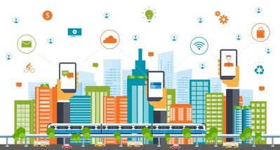 """The essential ingredients to """"smart cities""""... 1) #IoT technologies 2) #DataFabric"""
