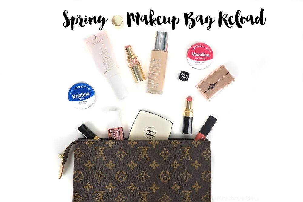 What\'s In My Spring Bag.