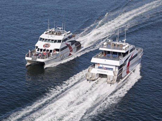 Pinellas OKs ferry with 5-1 vote.