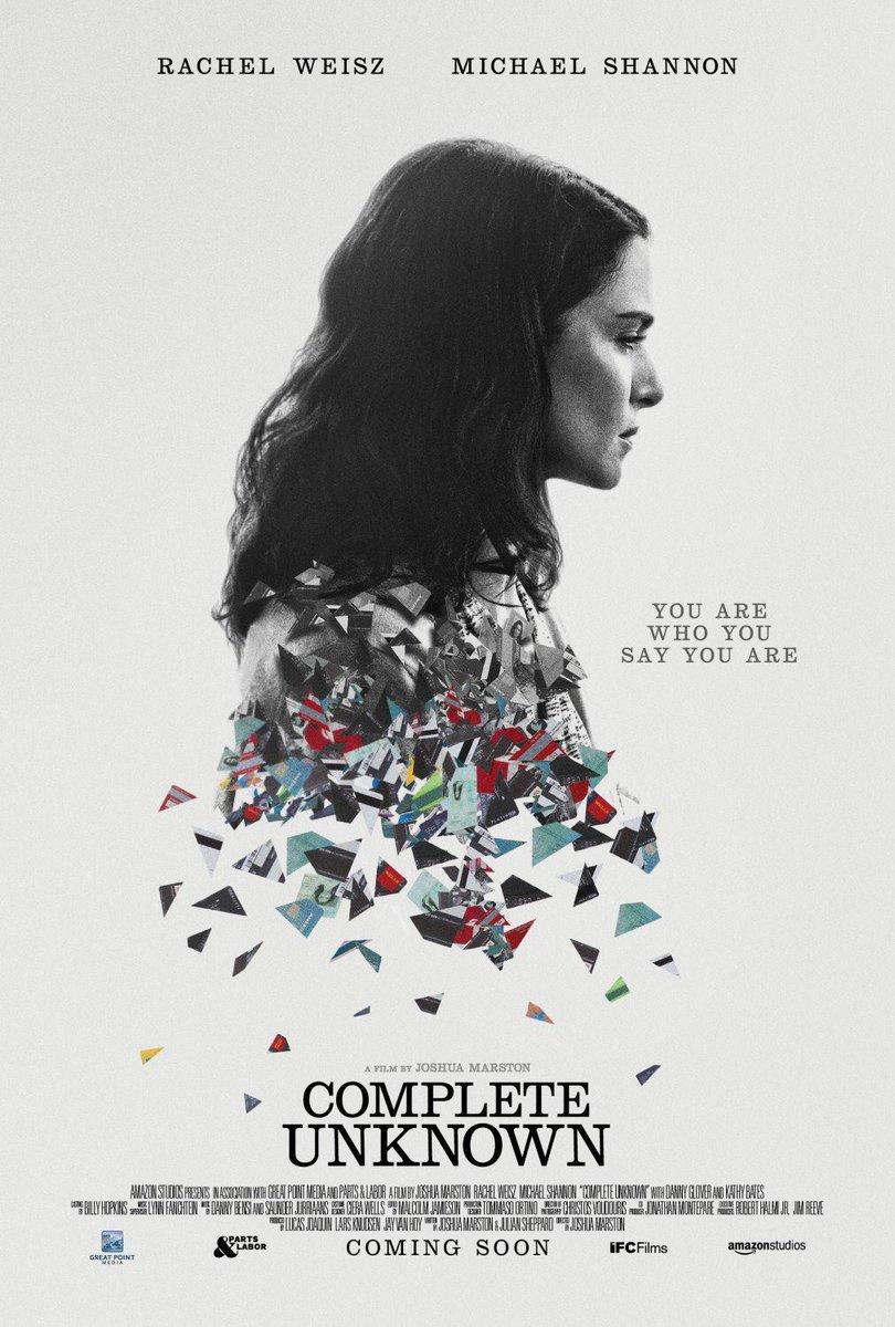 Complete Unknown Trailer Featuring Rachel Weisz & Michael Shannon 3