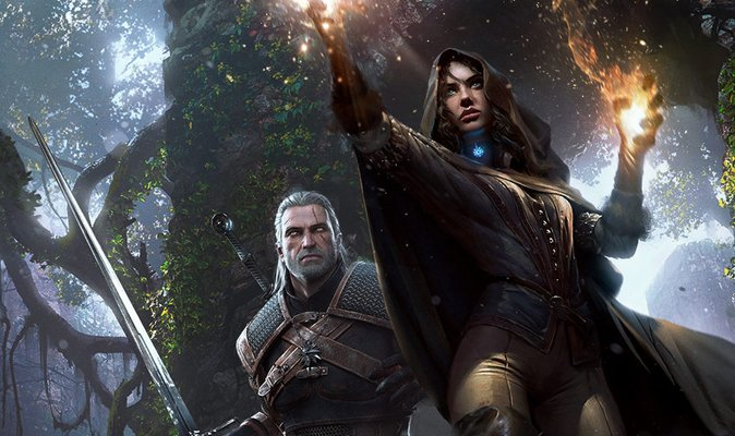 The Witcher 3: Wild Hunt - 'Game of the Year' Announcement Trailer 2