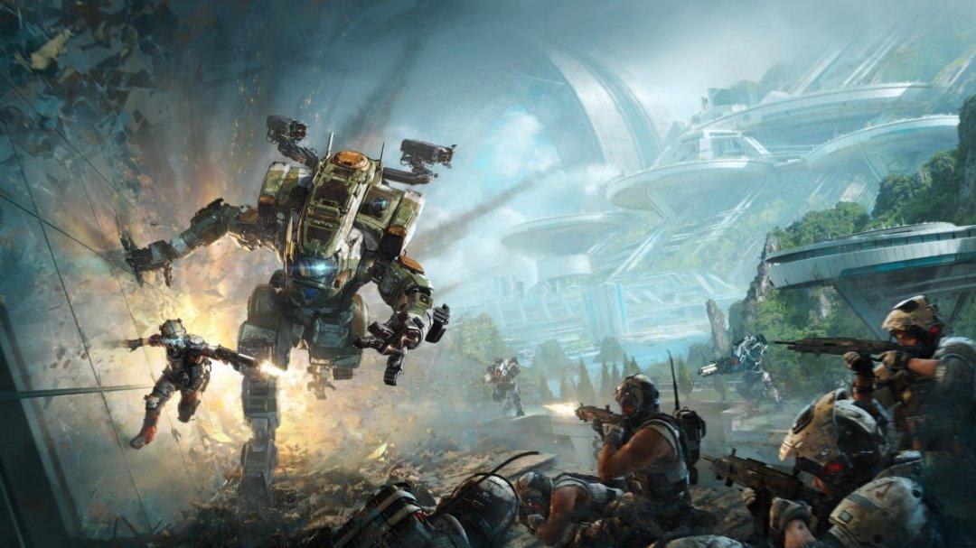 Titanfall 2 Single Player Gameplay 2