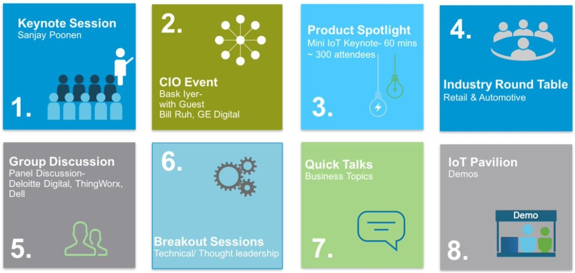 Learn how VMware & our partners can help you achieve #IoT success in your business @vmworld: