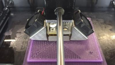 Manufacturing workers get training on new 3D Printers #3dprinting