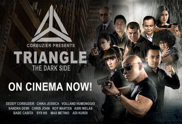 Triangle: The Dark Side, Film Para Pembunuh Bayaran
