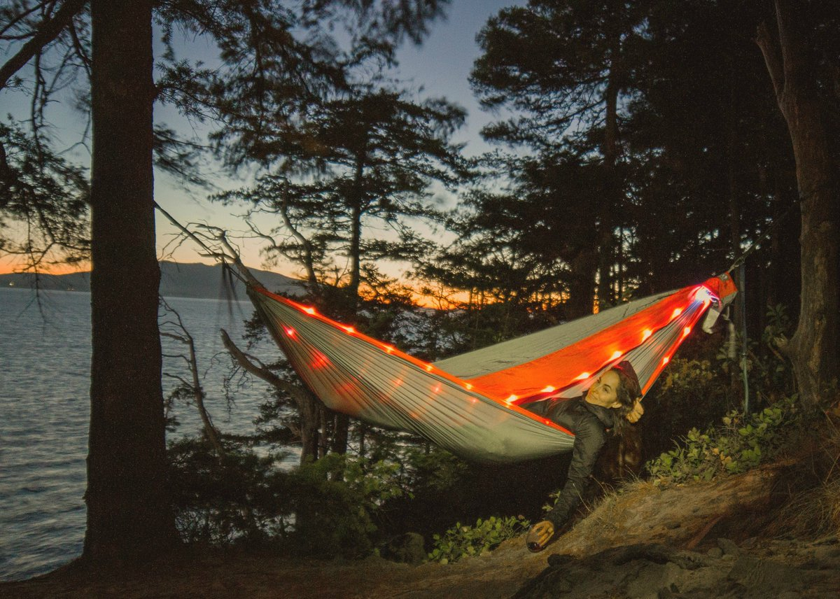 Eno On Twitter The Doublenest Led E Your Hammock