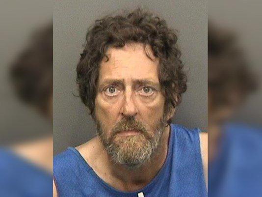 Man accused of exposing self at school bus stop
