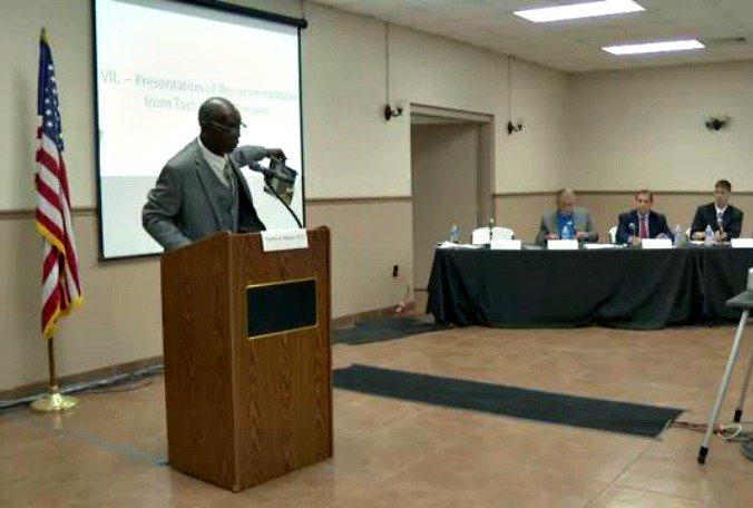 Panel on #Dozier victims reinterment sends issue back to legislature  @TroyKinsey