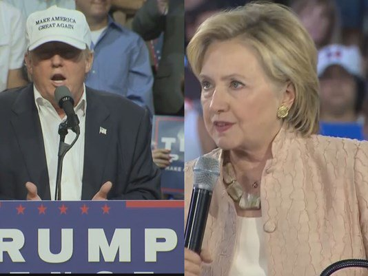 #Trump ramps up commercials but lacks FL ground game  @markriv breaks it down: