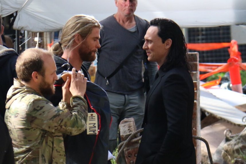 Thor: Ragnarok Set Photos 17