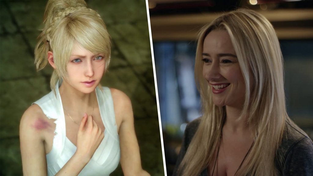 Final Fantasy XV The English Voice Cast Revealed 1