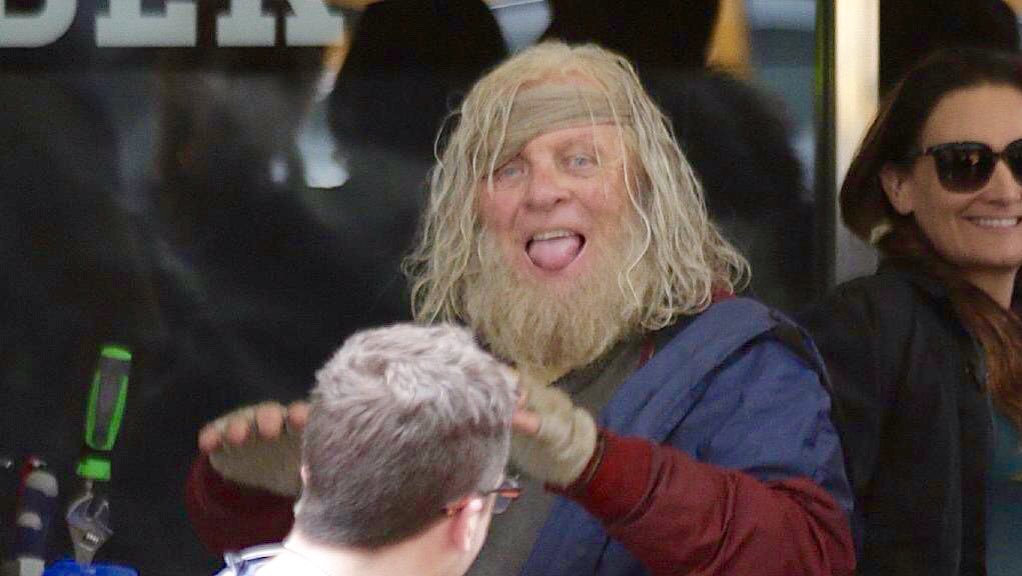 Thor: Ragnarok Set Photos 6