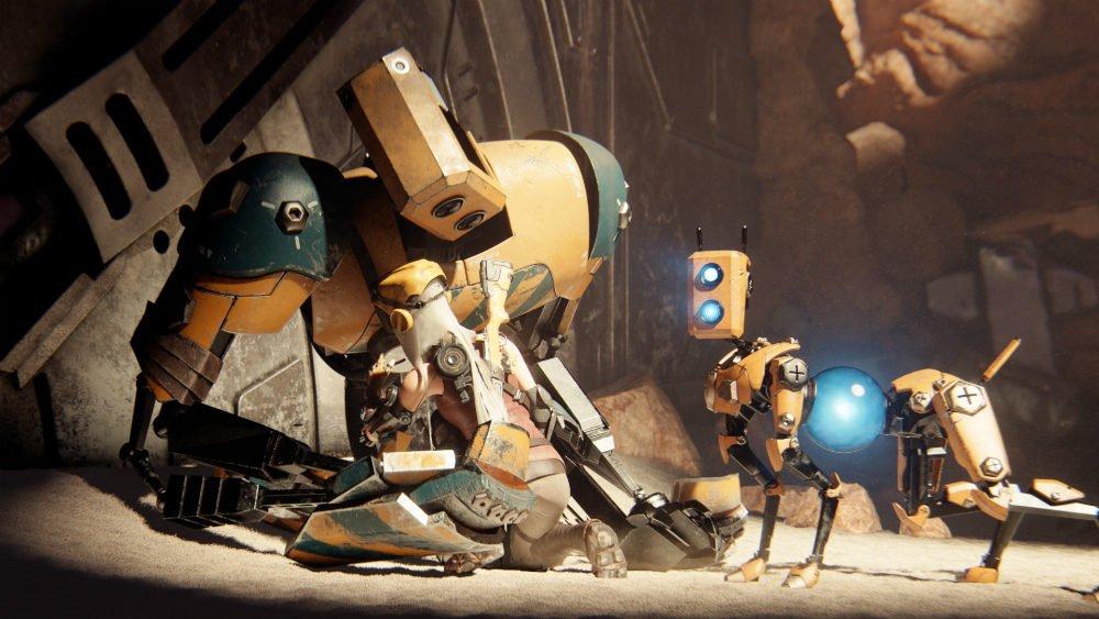 ReCore Launch Trailer 4