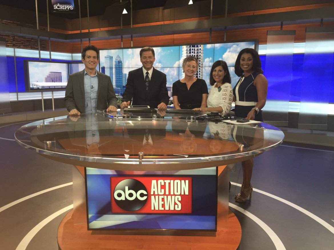 We're #Happy to be a part of @abcactionnews newest #Campaign! Visit  to learn more