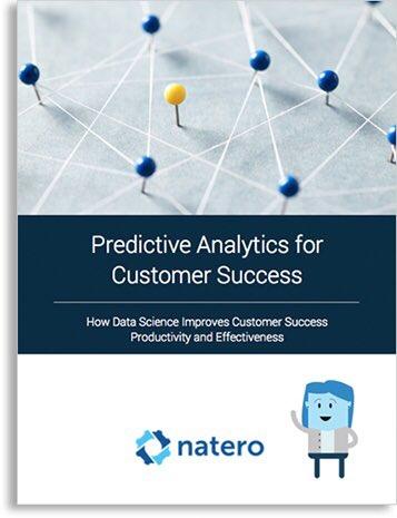 #PredictiveAnalytics for Customer Success:  #BigData #DataScience #CEM #CX by @NateroEngine