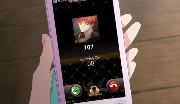Image result for otome phone call