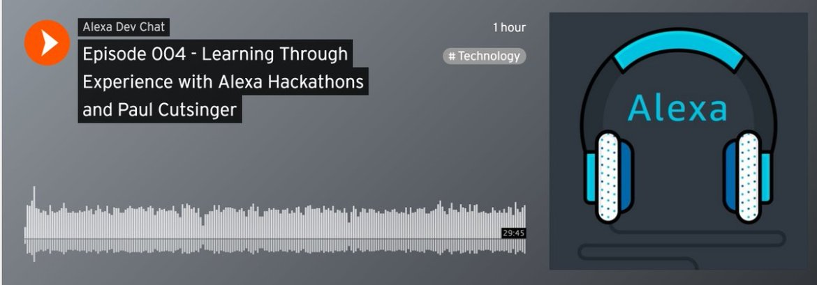New Alexa Dev Chat Learning Through Experience w/ Alexa Hackathons  #SmartHome #IoT #GameDev