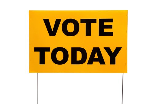 #VOTE! Polls are opening in one hour.  What's at stake in this primary election: