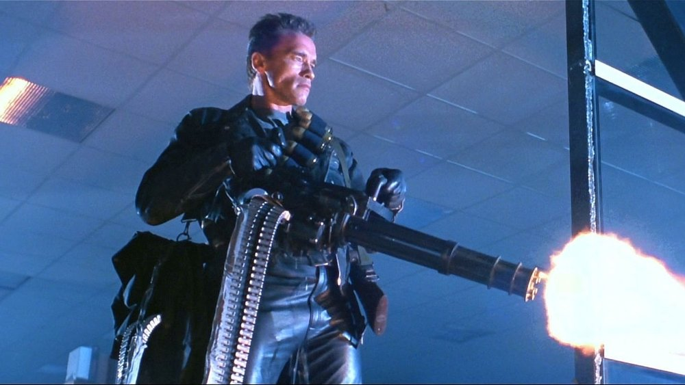 Terminator 2: Judgment Day Is Returning To Theaters In 3D 1