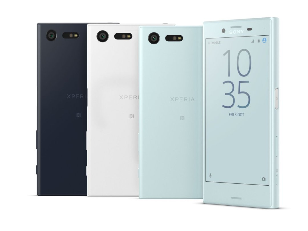 Sony Xperia XZ & Xperia X Compact Unveiled 2