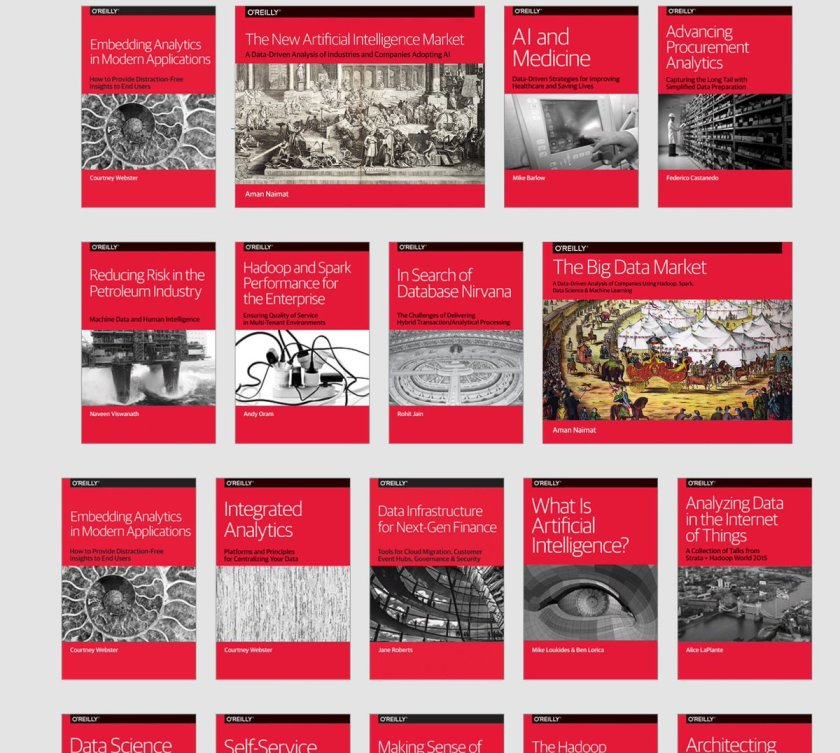80+ Free #DataScience Books:  #abdsc #BigData #MachineLearning via @OReillyMedia