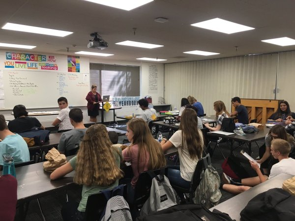 The Feather Online - Write On!   Fresno Christian High School