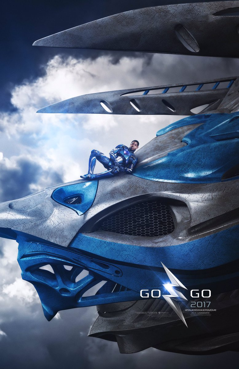 Power Rangers Character Posters Unveiled 5