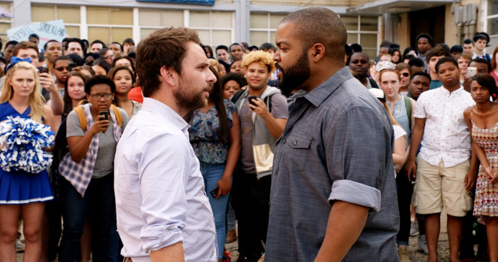 New Fist Fight Trailer Featuring Ice Cube & Charlie Day