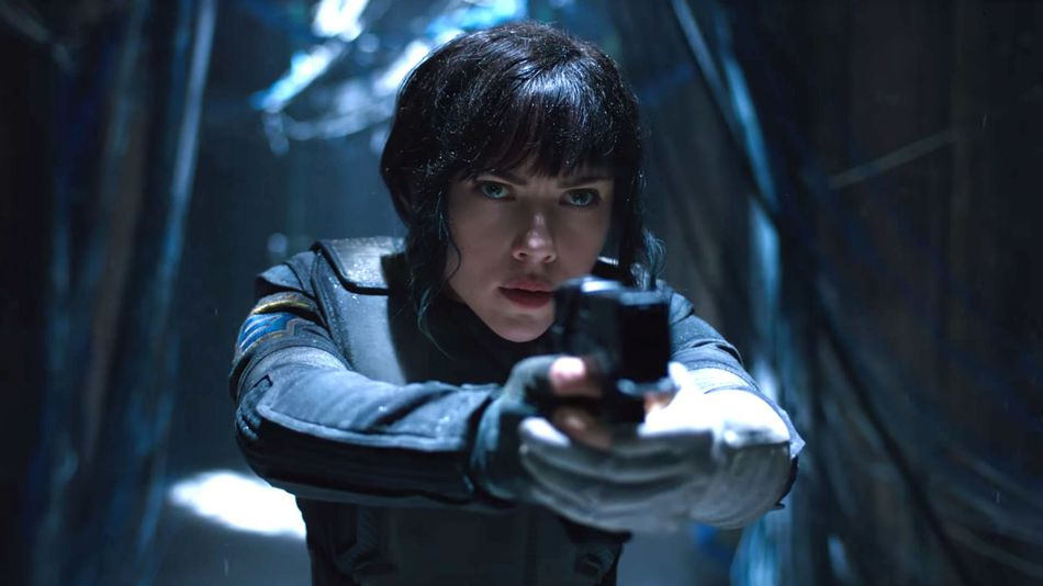 Ghost in the Shell Teaser Trailer Unveiled 1
