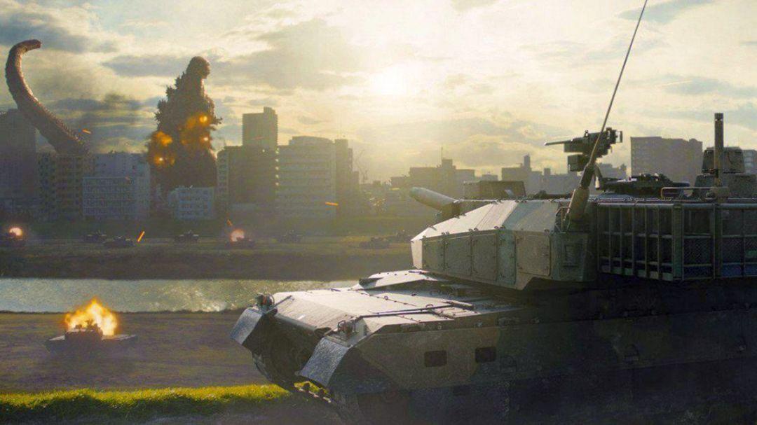 New Godzilla Resurgence Trailer Revealed 3