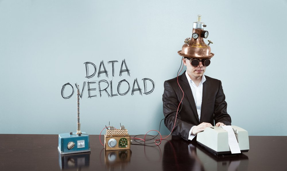 #BigData Overload: Why Most Companies Can't Deal With The Data Explosion