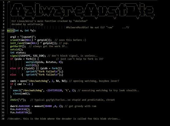 IoT malware exploits DVRs, home cameras via default passwords