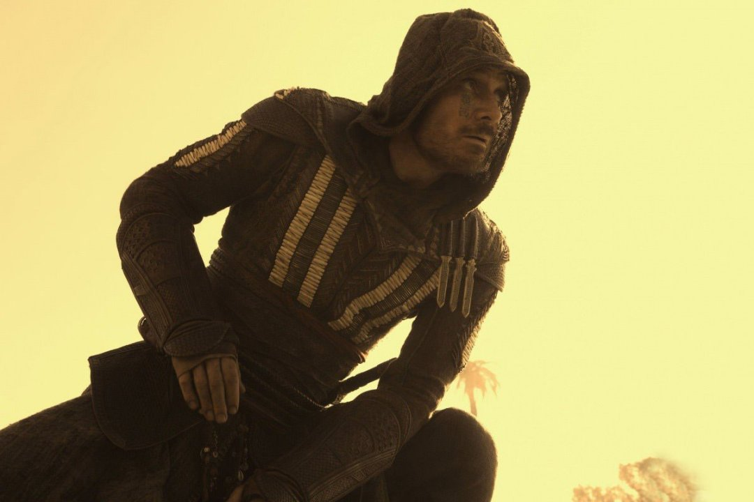 New Assassin's Creed Photos Featuring Michael Fassbender Revealed 3