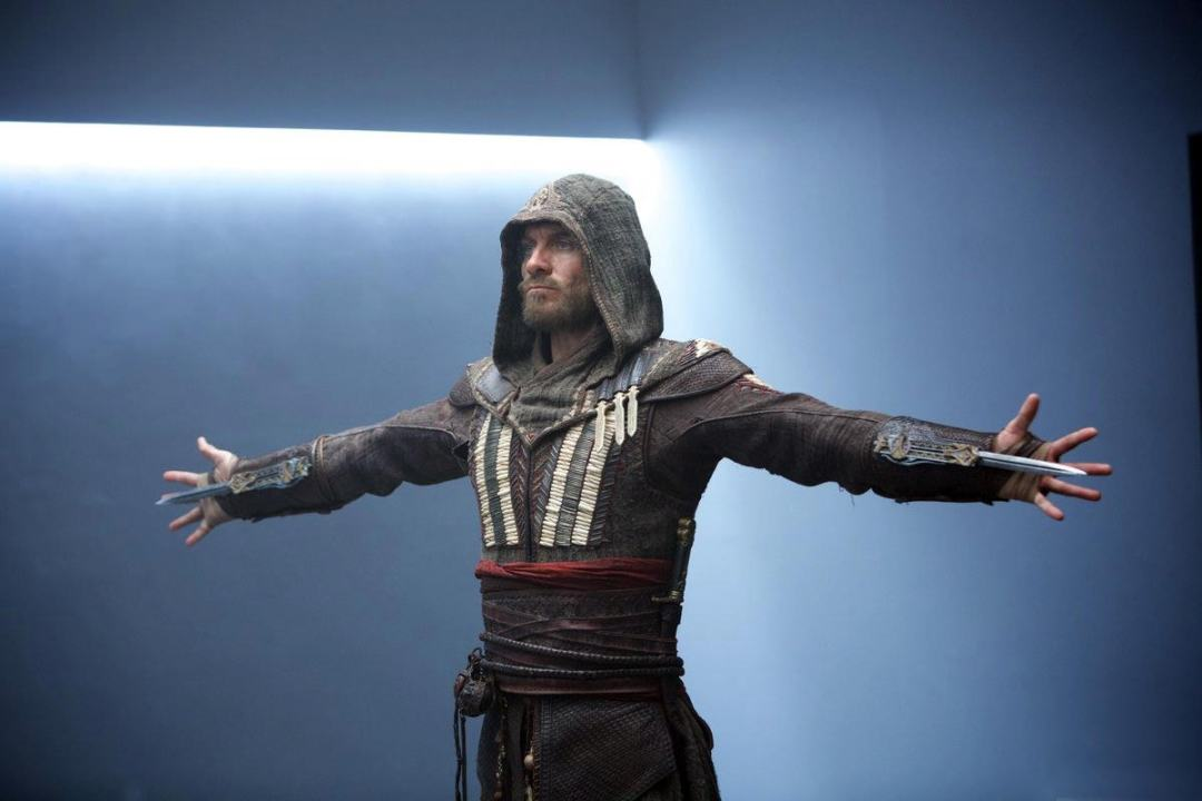 New Assassin's Creed Photos Featuring Michael Fassbender Revealed 6