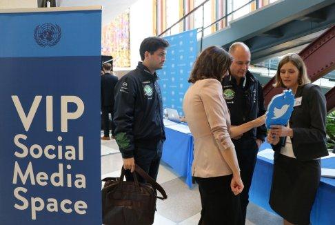 VIP Social Media Space