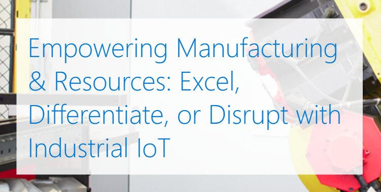 #IoT is changing #custserv—what does this mean for manufacturers? Watch the #webcast: